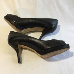 Vince Camuto Shoes - Vince Canute open toe platform heels
